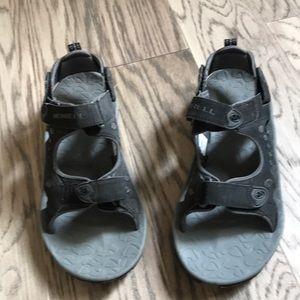 Merrell Mens sandals size 9